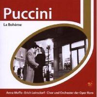 ERICH LEINSDORF - PUCCINI - ESPRIT/LA BOHEME (HIGHLIGHTS)  CD NEW