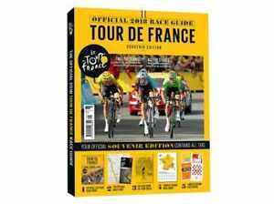 Tour De France Official Race Guide 2018 Souvenir Edition Trivia Geraint Thomas