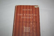 The Eternal Dissent a search for meaning JEWISH HISTORY