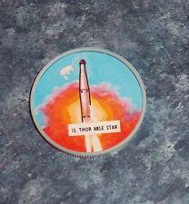 Dare Foods ,Krun-Chee ,Gordon's Krun-Chee  Space Coins 1960's # 15 Thor Able