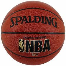 """Spalding NBA Basketball Official Size 7Indoor Outdoor 29.5"""" Zi/O Sports New"""