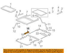 HONDA OEM Sunroof-Slider Right 70260SDAA01