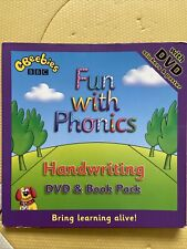 BBC CBeebies Fun With Phonics Handwriting