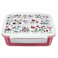 Fairy Garden Design Lunch Box