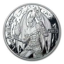 1 oz Silver Proof Round - Angels & Demons Series (Cornelius)