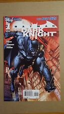 Batman The Dark Knight #1 (DC Comics) New 52 Second Print ~ David Finch ~ FN+