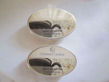 2 Colonial Candle Snaps/Tarts~ POWDERED BEIGNETS ~for simmer pots