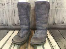 c5ba09edb8f Uggs Womens Big Girls Autumn Cold Weather Winter Fashion Fur Shoe Boot Sz.  6