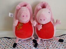 peppa pig girls slippers