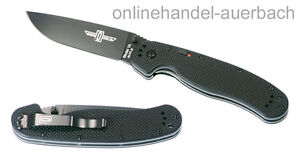 ONTARIO Rat Model IA BP Opener (8871)  Taschenmesser Klappmesser Messer