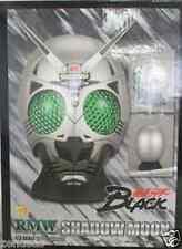 Used Medicom Toy RMW Kamen Rider BLACK Shadow Moon 1:2 Scale PAINTED