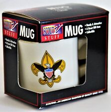 BSA Scout Mug Collectible Gift Traditional Emblem Logo New in Box