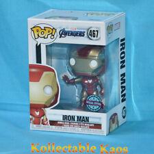 Avengers 4: Endgame - Iron Man Pop! Vinyl Figure (RS) #467