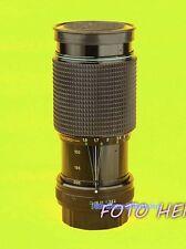 Hanimex 80-200 mm lente de zoom, Pentax K bayoneta diafragma defectuoso 5449