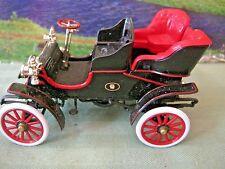 1903 Cadillac Runabout Tonneau Black National Motor Museum Mint