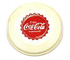 Coca-Cola Coke USA Dosen Plastik Kappe für Getränkedosen weiß