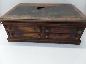 Vintage Clark Traveler Writer's box