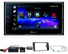 Pioneer SPH-DA120 Bluetooth Android iPhone USB Apps Einbauset für Audi A3 8P 8PA