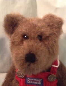 "11"" BOYDS  BEARS CHRISTOPHER NEW WIH ORIGINAL TAGS"