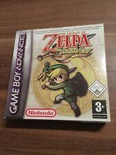 The Legend of Zelda The Minish Cap GameBoy Advance Nintendo Game Boy Link