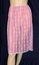"Lace Women's 24-27"" Exact Slips & Petticoats"
