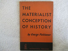 essays on the materialist conception of history Antonio labriola essays on the materialist conception of history  in that conception of history is embodied the whole doctrine of scientific communism.