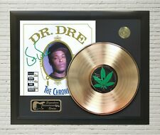 "Dr. Dre Framed LP Record Reproduction Signature Display  ""M4"""