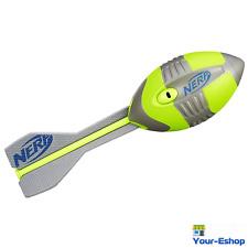 Nerf Vortex Aero Howler Kids Green Throw Ball Foam Football Outdoor Playing Toys