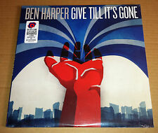 BEN HARPER w/ RINGO STARR Give till it's gone LP Vinyl SEALED USA seller Beatles