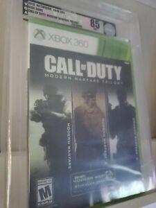 Call Of Duty Modern Warfare Trilogy VGA 85 NM+ Xbox 360