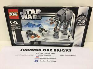 Lego Star Wars 40333 Battle Of Hoth - 20th Anniversary Edition NEU & OVP!! NEW!!