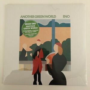 Brian Eno - Another Green World (Remastered) LP 180g Vinyl Record [NEW/SEALED]