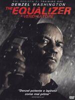 DVD - THE EQUALIZER Il vendicatore, ex noleggio