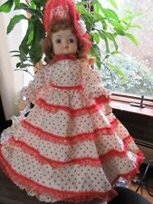 """Vintage Southern Belle Doll 15"""" Goddess Jade Dolls"""