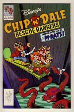 Chip 'n' Dale Rescue Rangers #3 - August 1990 Disney - TV show - Near Mint (9.2)