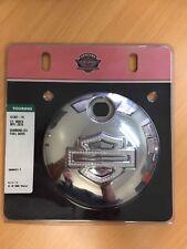 Genuine Harley Davidson Diamond ice fuel door touring 61307-10