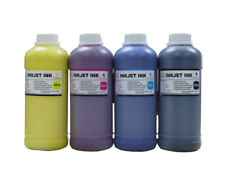 4x500ml sublimation heat transfer refill ink for printer