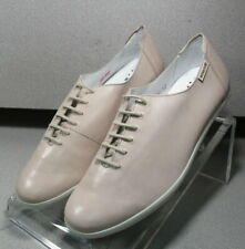 9c331b87a224cf KATIE BEIGE LMMS70 Women's Shoes Size 7 M Eur 4.5 Leather Lace Up Mephisto