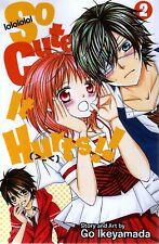 So Cute It Hurts!!  Volume 2  Go Ikeyamada    Manga NEW