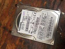 "Toshiba Laptop Hard Drive 2.5"" HDD IDE MK4026GAX 0P8596 40GB Disk A00"