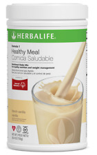 New listing Herbalife Formula 1 Healthy Meal Nutritional Shake Mix: French Vanilla 750 g