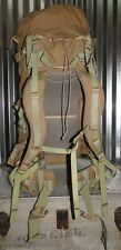 Mystery Ranch RECCE Tactiplane Pack Ruck Coyote 6500 SOCOM Backpack A