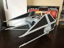 Tie Interceptor 2013 STAR WARS The Vintage Collection Amazon Exclusive MIB