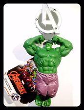 Girandola luminosa Hulk Avengers led multi pile incluse  H 20 x L 9 x P 5 cm