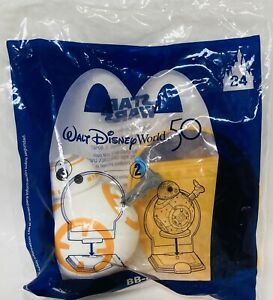 NIB Walt Disney World 50th McDonald's Happy Meal Toy #24 2021 Star Wars - BB-8