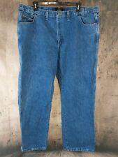 RedHead Men's blue jeans 46 x 32 straight leg B33