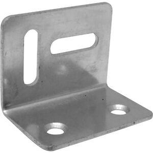 NEW Corner Stretcher Plates 38 x 30 x 25mm 10 Pack