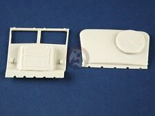 Panzer Art 1/35 Dust Cover Set for British Bedford QLR Signal Truck RE35-214