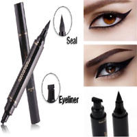 NEW Beauty Waterproof Makeup Eye Liner Pencil Black Liquid Eyeliner Pen Cosmetic