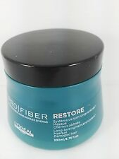 LOREAL PRO FIBER - RSTORE TREATMENT MASQUE FOR  DAMAGED HAIR 200ML
